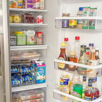 Refrigerator organization project 11