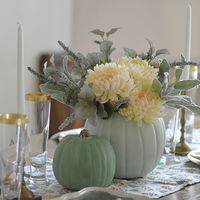 Diy sage thanksgiving centerpiece