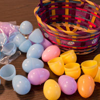 Metallic easter eggs 01 590x394