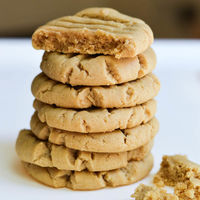 Soft peanut butter cookies from rachel schultz1