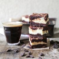Thechic mocha cheesecake brownies 1