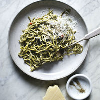 Green tea spaghetti14 e1467635286599
